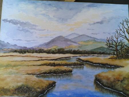 Paesaggio Fluviale