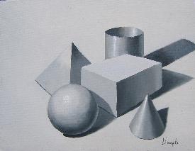 Geometria del Chiaroscuro