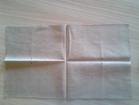 Mahl Stick - Suede Fabric